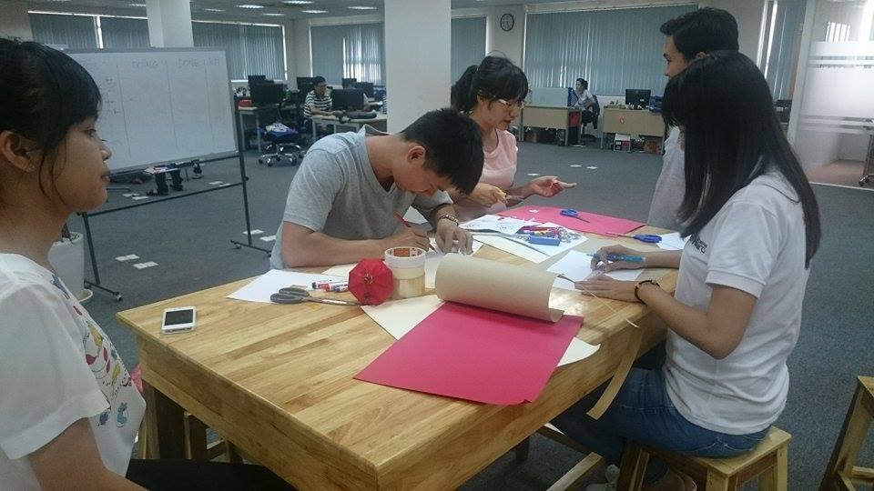 Team nào cũng đều rất chăm chút cho sản phẩm của mình !