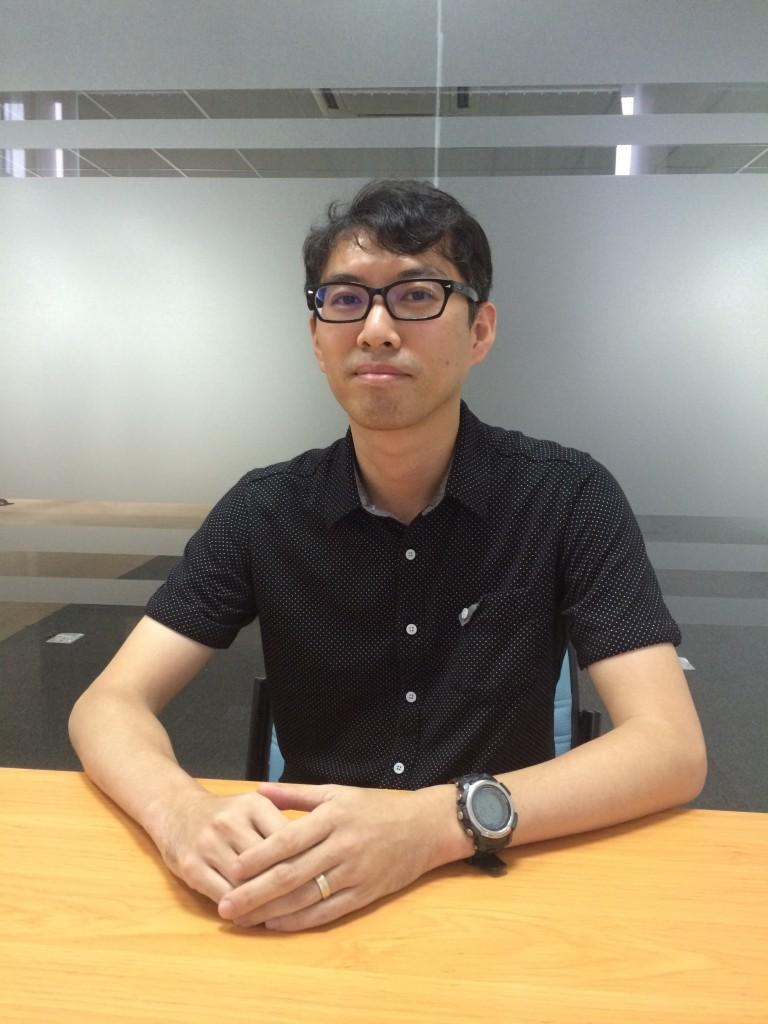 Anh Takashi Asanuma - Giám đốc kỹ thuật tập đoàn ZIGExN Nhật Bản