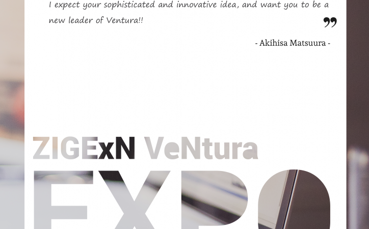 ZIGExN VeNtura – BUSINESS IDEAS EXPO 2015