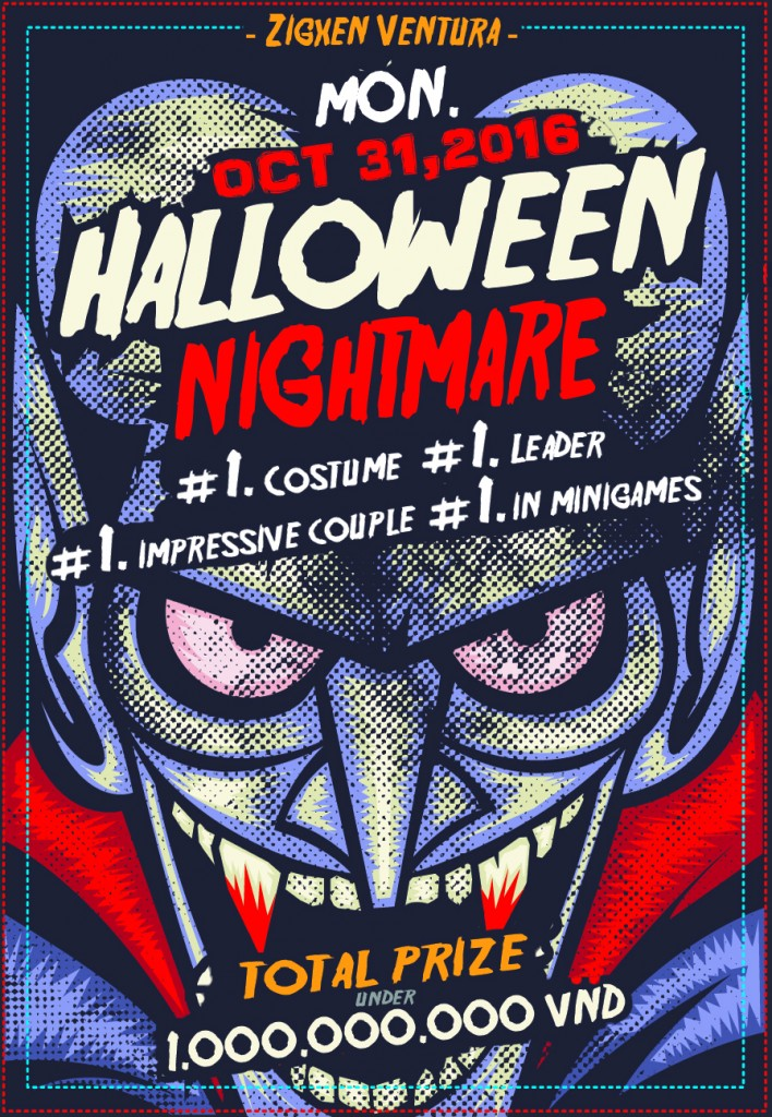 Franky-Flyer-Halloween-Template